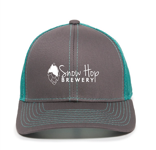 Snow Hop Trucker Hat