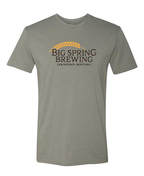 Big Spring Brewing Mens T-Shirt