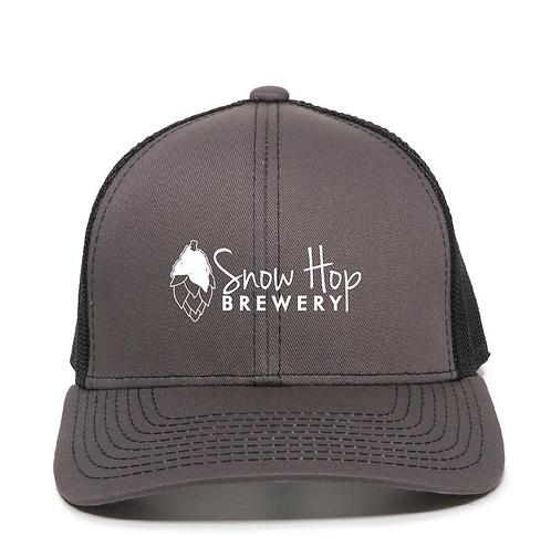 Snow Hop Trucker Hat