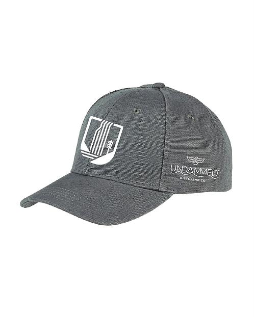 Undammed Lower Falls Baseball Hat