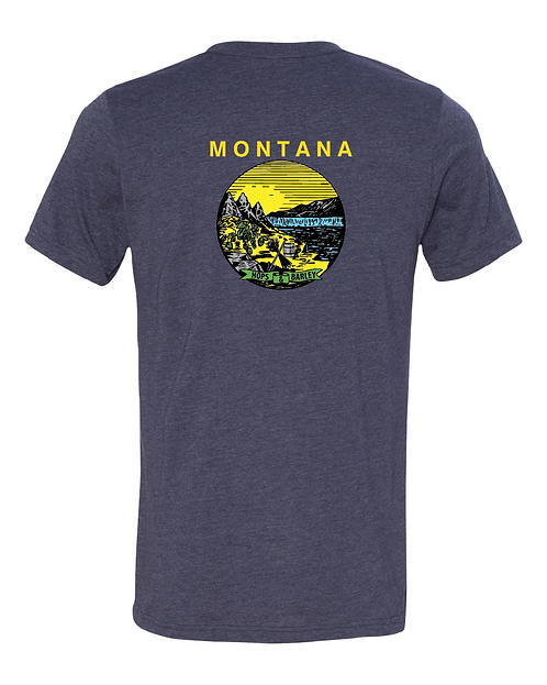 Outlaw Brewing Montana T-Shirt