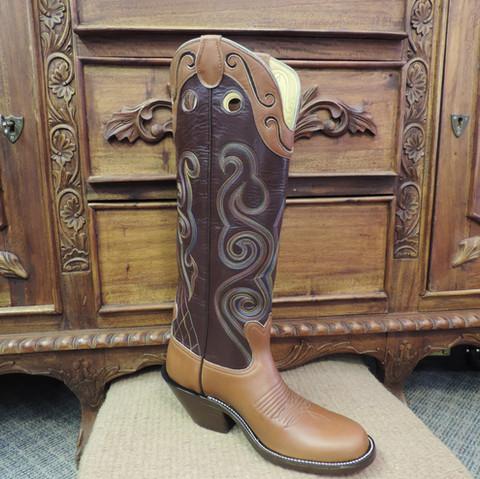 Old West Wayne's Boot