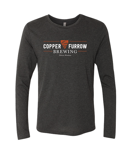 Copper Furrow Long Sleeve Shirt