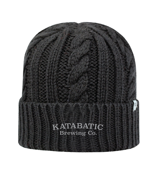 Katabatic Cable Knit Beanie