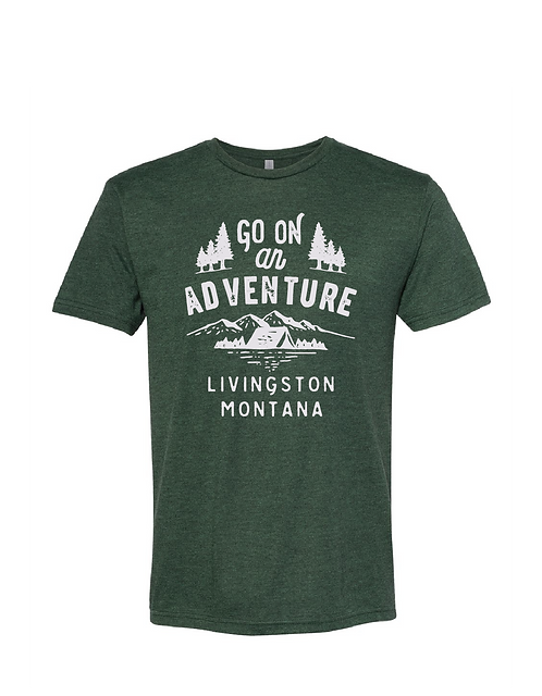 Go on an Adventure T-shirt