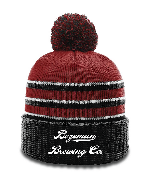 Bozeman Brewing Beanie