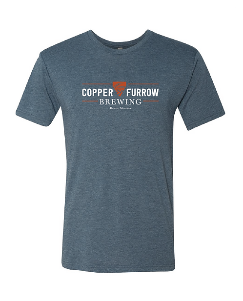 Copper Furrow T-Shirt