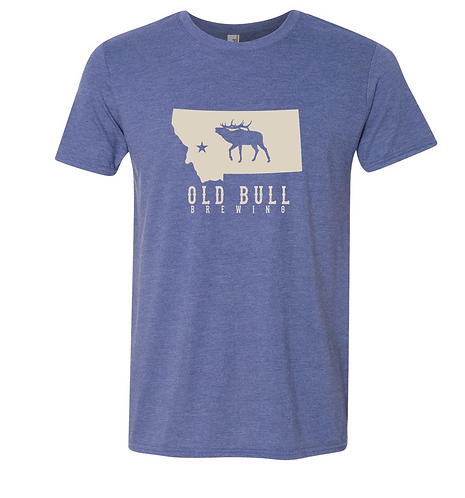Old Bull Brewing T-Shirt