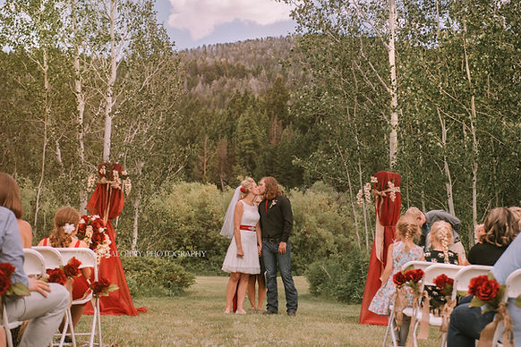 Montana Wedding Barns
