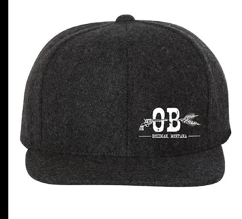 Outlaw Brewing Wool Trucker Hat