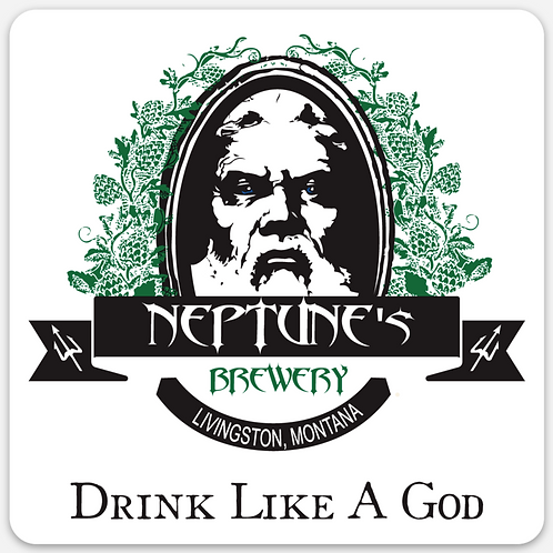 Neptune's Sticker