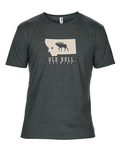 Old Bull Brewing T-Shirt