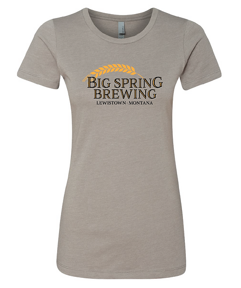 Big Spring Brewing Womens T-Shirt