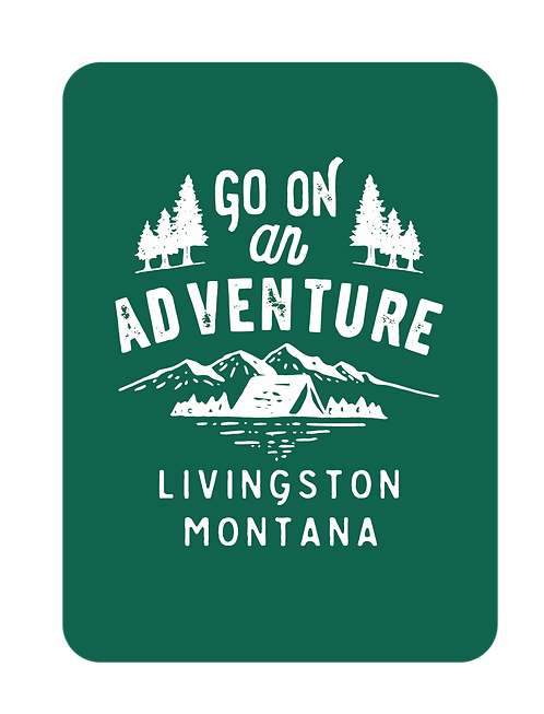 Go on an Adventure Playing Cards