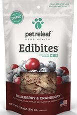 Pet Releaf Edibites Dog Treats