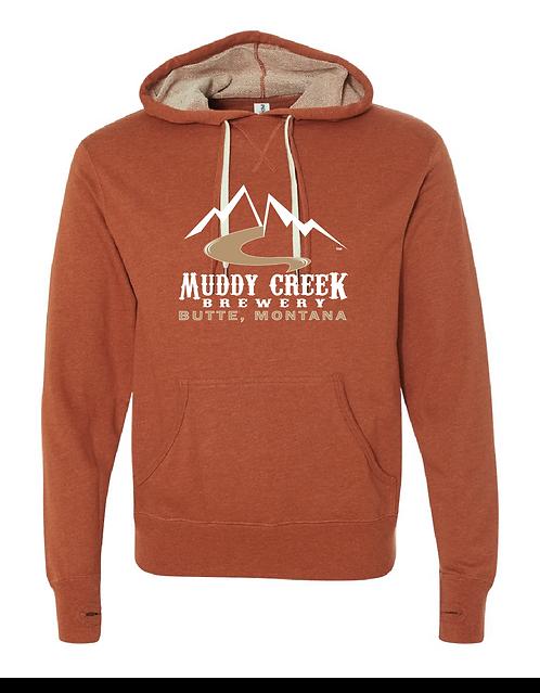 Muddy Creek Hooded Sweatshirt