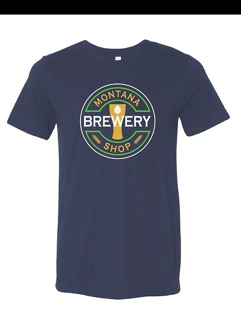 MT Brewery Shop Unisex Logo T-Shirt