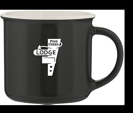 Pine Creek Lodge Ceramic Mug
