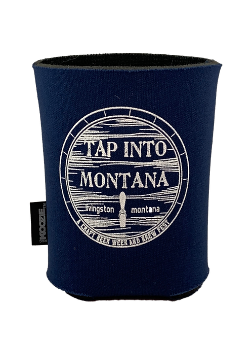 Tap into Montana Coozie