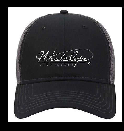 Westslope Distillery Trucker Hat