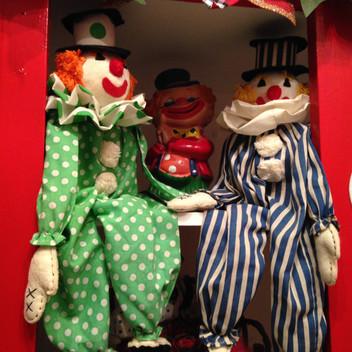 Community Closet just 'Clowning Around'