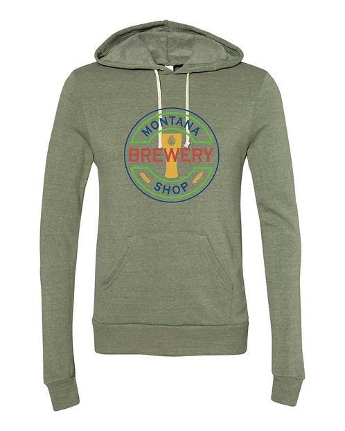 Montana Brewery Shop Hooded Sweatshirt