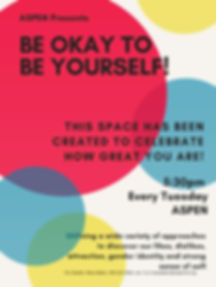 Be Okay, Be yourself.jpg