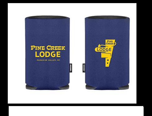 Pine Creek Lodge Coozie