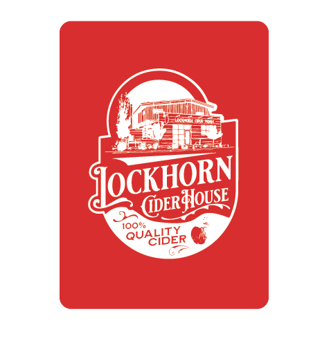 Lockhorn Cider Playing Cards