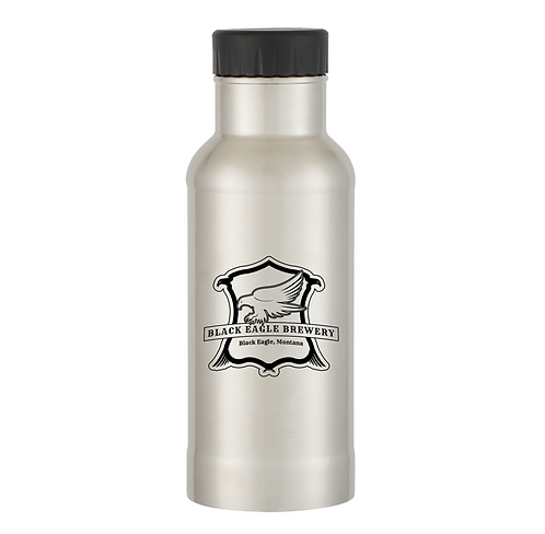 Black Eagle Brewery Insulated Growler