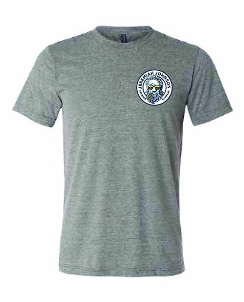Jeremiah Johnson Unisex T-Shirt Small Logo