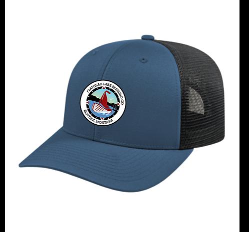 Flathead Lake Brewing Trucker Hat