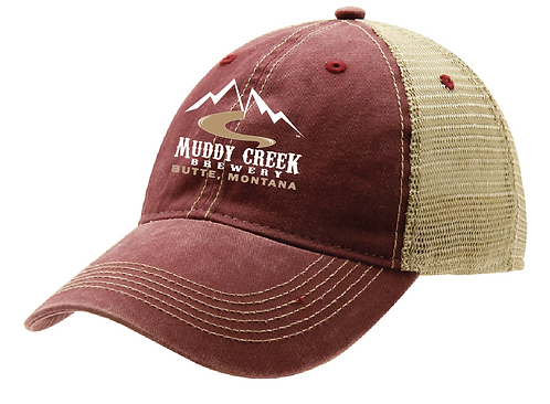 Muddy Creek Legend Trucker Hat