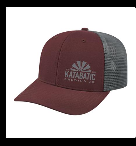 Katabatic Brewing Mesh Back Trucker Hat