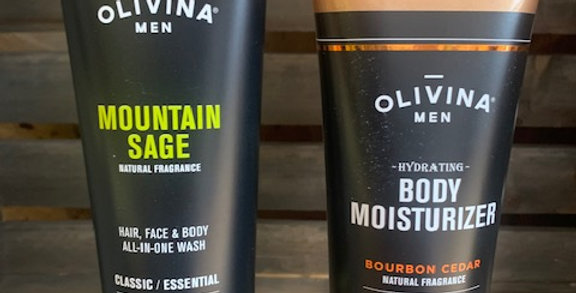Olivia Mens Body Wash