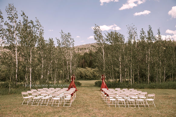 All-Inclusive Wedding Resort in Montana