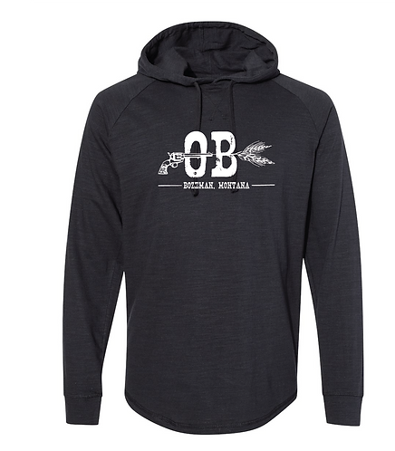 Outlaw Brewing Montana Hoodie