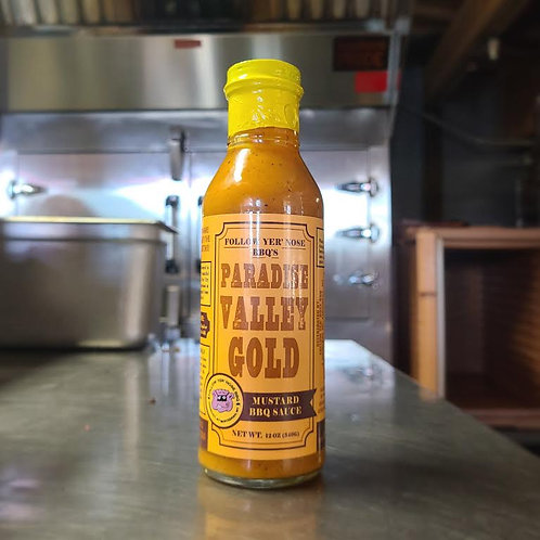 Paradise Valley Gold BBQ Sauce
