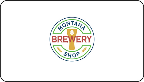 Montana Brewery Shop Gift Card