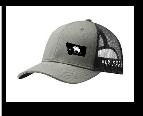 Old Bull Brewing Trucker Hat