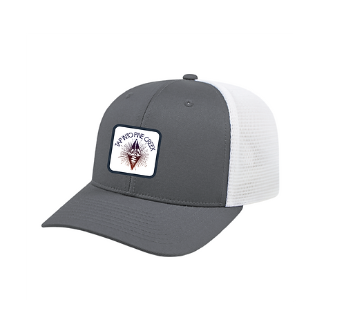 Tap into Pine Creek Patch Hat