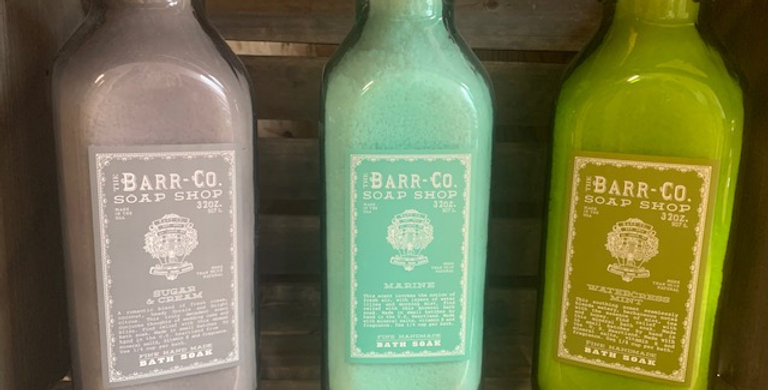 Barr Co Bath Soak