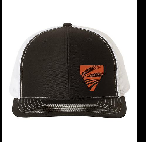 Copper Furrow Trucker Hat