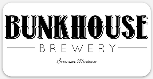 Bunkhouse Sticker