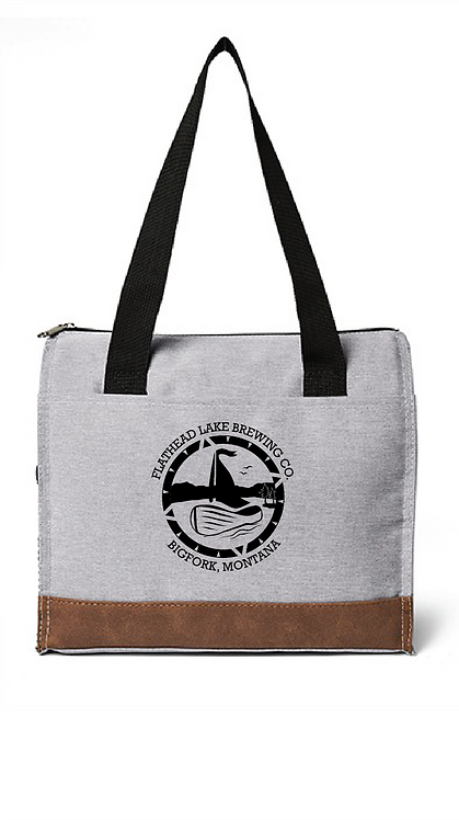 Flathead Lake Brewing Cooler Bag