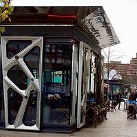 The Moor Kiosk