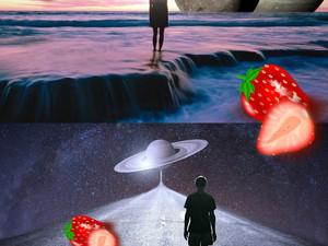 O Dia que Júpiter encontrou Saturno