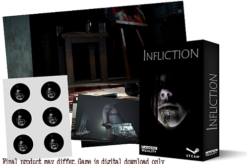 Infliction Collector Pack