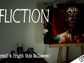 Infliction is out now!