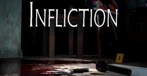 Infliction is on Kickstarter